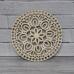 Донышко круглое (мандала, 20 см)