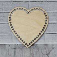 Донышко сердце 20 см