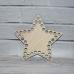 Донышко звезда 15 см
