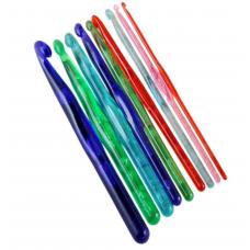 Крючок для вязания (пластик)