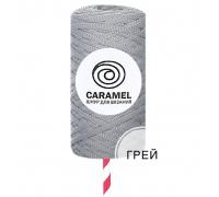 Шнур Caramel Грей