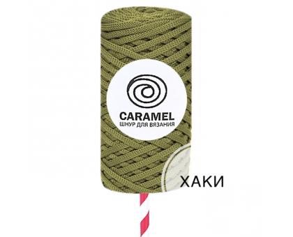 Шнур Caramel Хаки