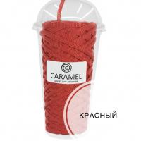 Шнур Caramel Красный