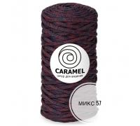 Шнур Caramel Микс 57