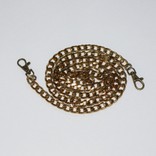 Цепочка для сумки широкая (золото)