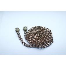 Цепочка для сумки тонкая (золото)