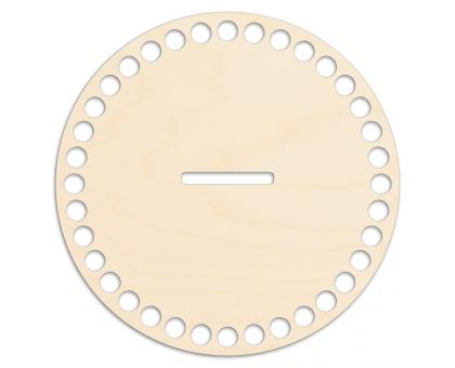 Донышко круглое, копилка 15 см