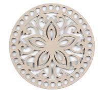 Донышко круглое (лилия, 15 см)
