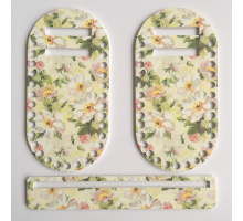 Набор для сумки (Цветы)
