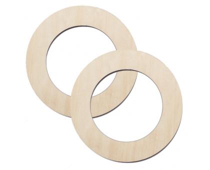Деревянные ручки (круг)