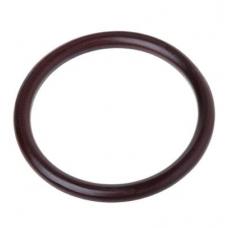 Кольцо деревянное (темно-коричневое)