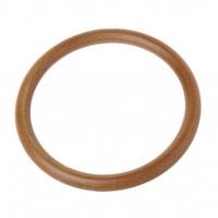 Кольцо деревянное (светло-коричневое)