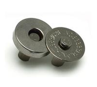 Магнитные кнопки (черный никель)
