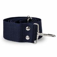 Ремень для сумки Синий матовый