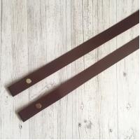 Ручки для сумки Магнолия (вишневый)