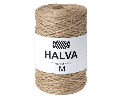 Шнур джутовый Halva (размер M)