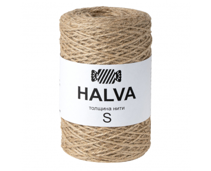 Шнур джутовый Halva (размер S)