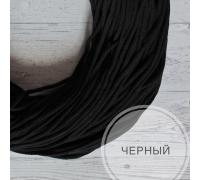 Шнур хлопковый (черный, 200м.)
