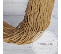 Шнур хлопковый (песочный, 200м.)